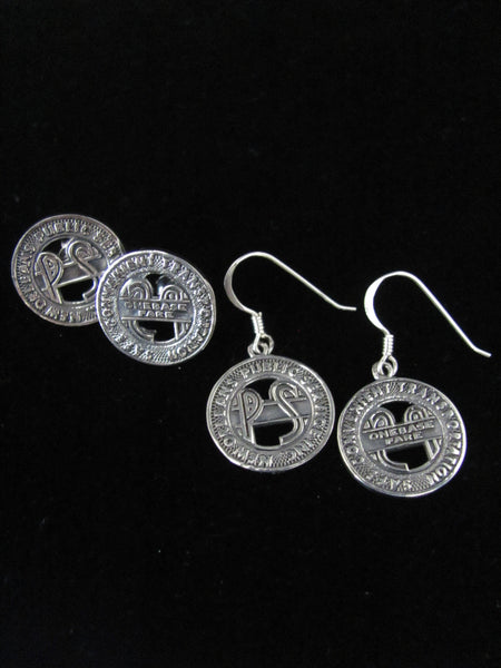 New Orleans Public Service Earrings