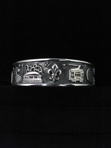 New Nola Collage Bangle