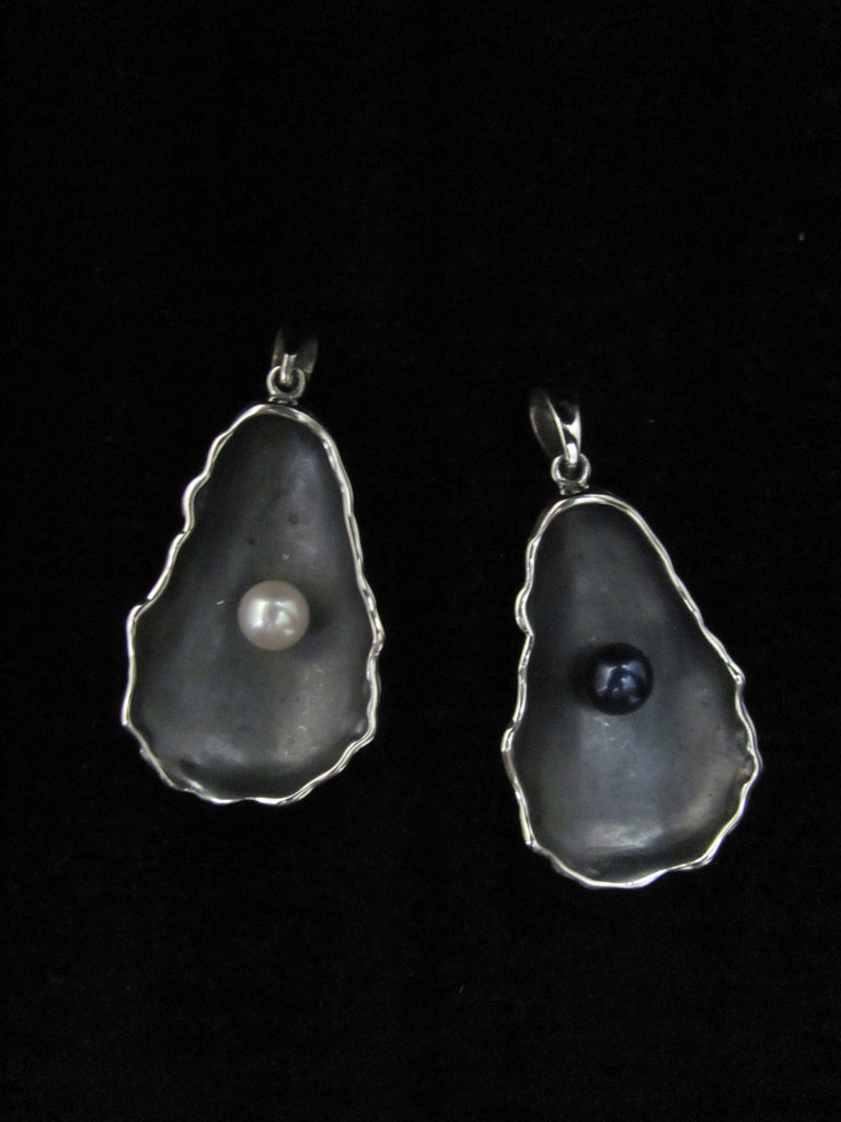 New Oyster Pearl pendant
