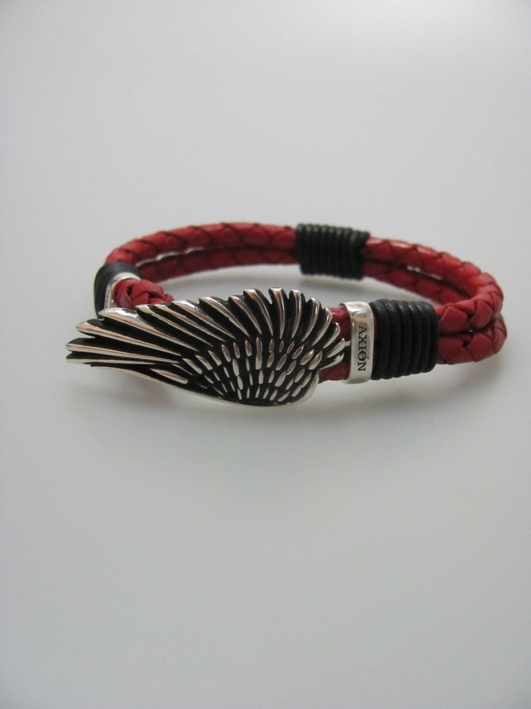 Single Wing Hook Bracelet