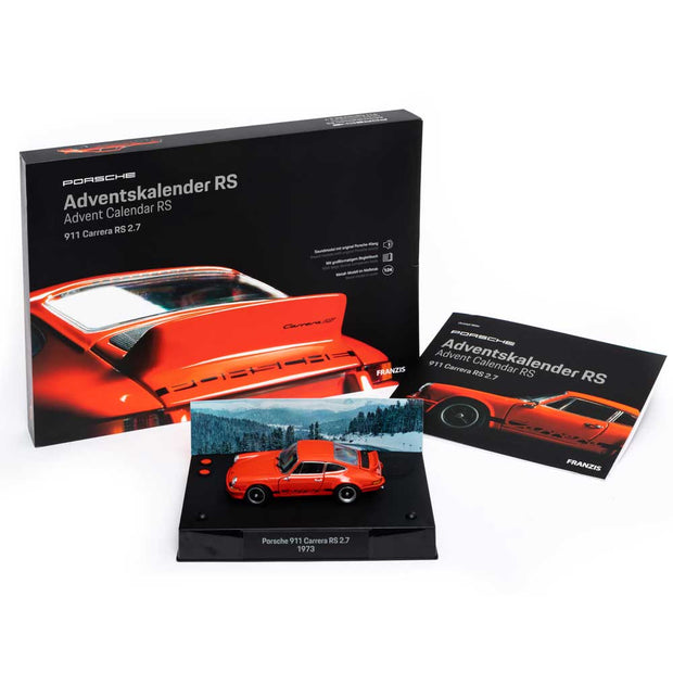 Adventkalender RS 911 Carrera RS 2.7