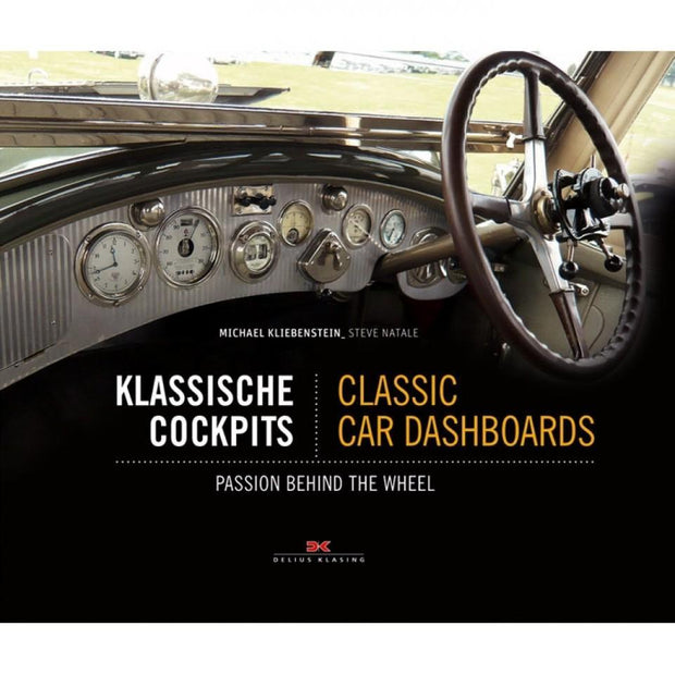 Klassische Cockpits / Classic Car Dashboards