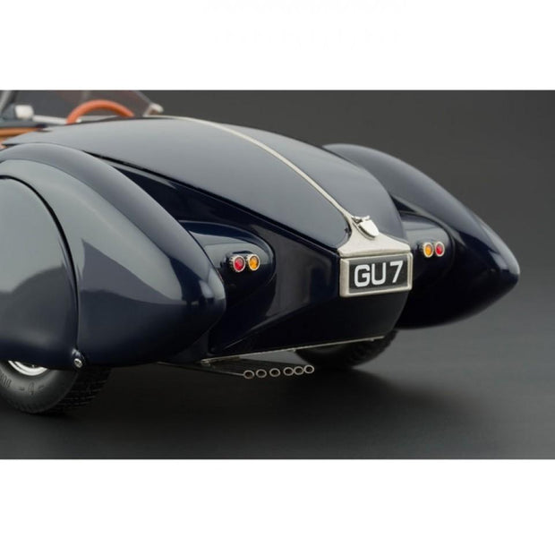 Modellauto Bugatti 57 SC Corsica Roadster, 1938 Award Winning Version, CMC