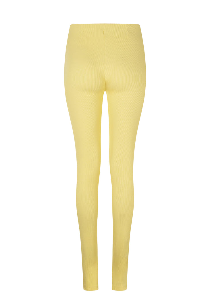 Zip Leggings, Butter
