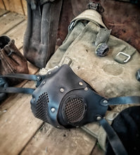 Load image into Gallery viewer, Wasteland Face Mask Respirator