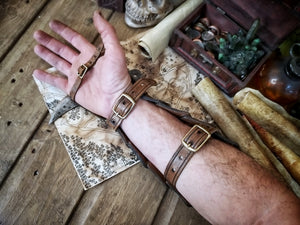 Dragon Scale Bracers