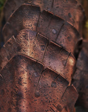 Load image into Gallery viewer, Dragon Scales Leather Greaves