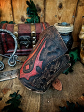 Load image into Gallery viewer, WOW Horde Leather Bracelet