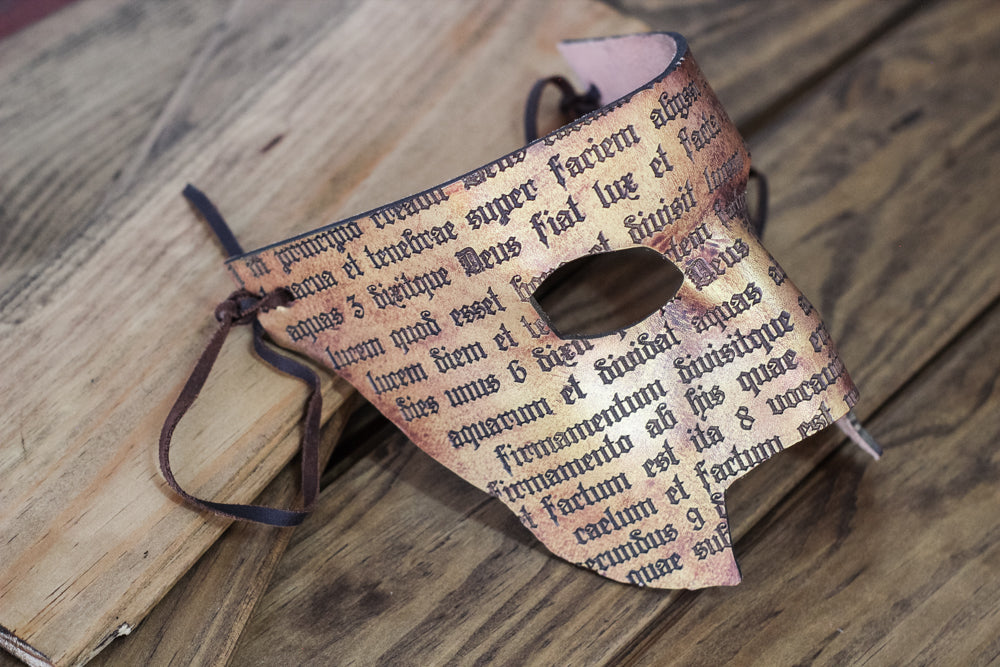 Letters Mask.