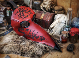 Assassin's Creed Plague Doctor Mask
