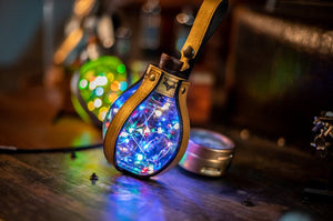 Magic Light Potion Bottle