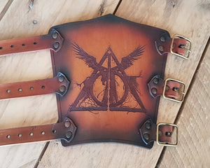 Deathly Hallows Bracer.