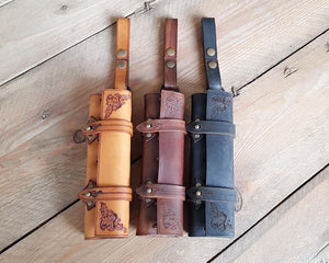 6 Small Potion leather case.