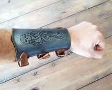 Load image into Gallery viewer, Death Eater Bracer.