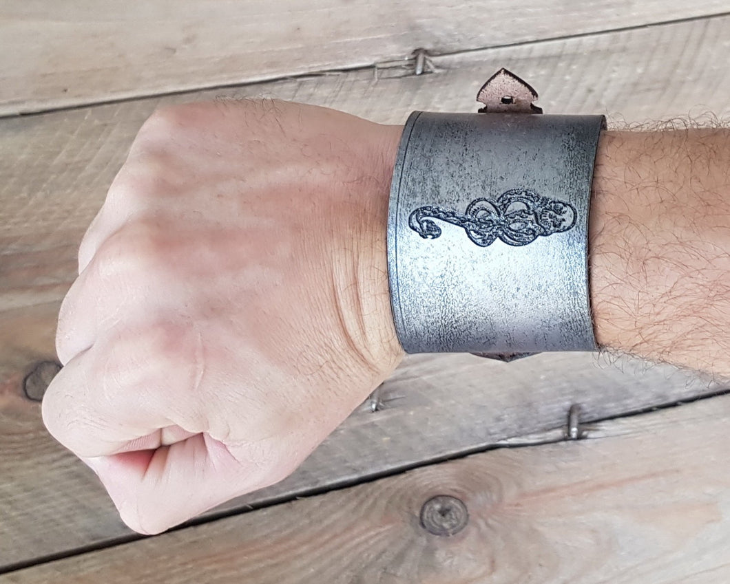 Death Eater wristband.