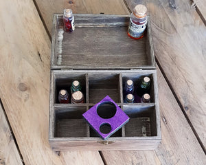 Harry Potter BEAUXBATONS Potions box.