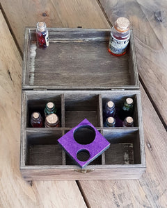 Harry Potter HOGWARTS Potions box.