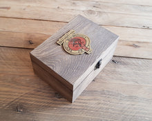 Load image into Gallery viewer, Harry Potter DURMSTRANG Potions box.
