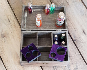 Harry Potter DUMBLEDORE ARMY Potions box.
