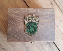Load image into Gallery viewer, Potions box, House SLYTHERIN.