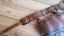 Load image into Gallery viewer, Rogue Ranger Leather belt.