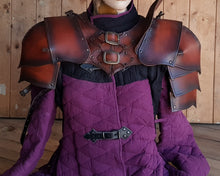 Load image into Gallery viewer, Archer Ranger Leather armor set.