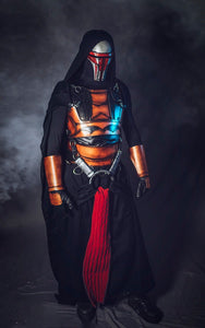 DARTH REVAN Costume, Star Wars Cosplay.