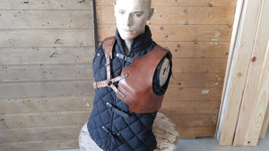 Barbarian Leather Harness.