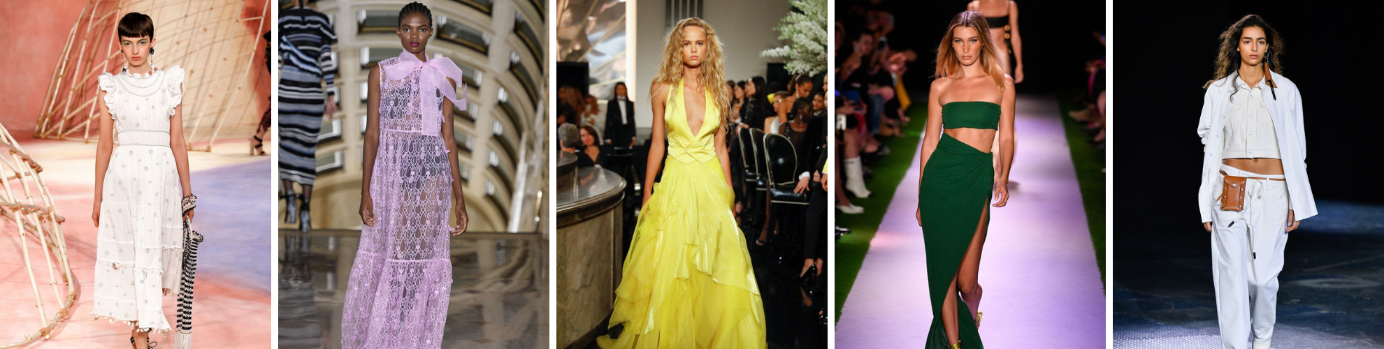 The Best of the Best: The Most Coveted Runway Looks From New York Fashion Week Spring 2020