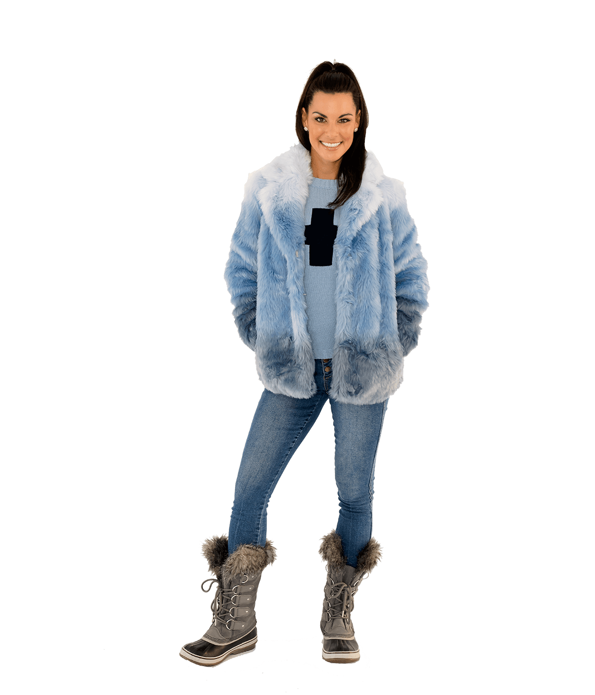 Ice Breaker Jacket - Lady Jetset