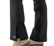 Load image into Gallery viewer, Betty Ski Pant - Black - Lady Jetset