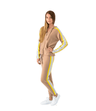 Load image into Gallery viewer, Camel Cashmere Lounge Set - Lady Jetset