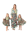 Mommy & Me Multi Floral Dress - Lady Jetset