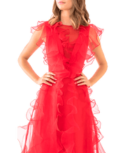 Load image into Gallery viewer, Colima Organza Gown - Lady Jetset
