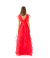 Colima Organza Gown - Lady Jetset