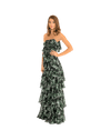 Charlotte Floral Gown - Lady Jetset