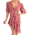 Pink Bloom Dress - Lady Jetset