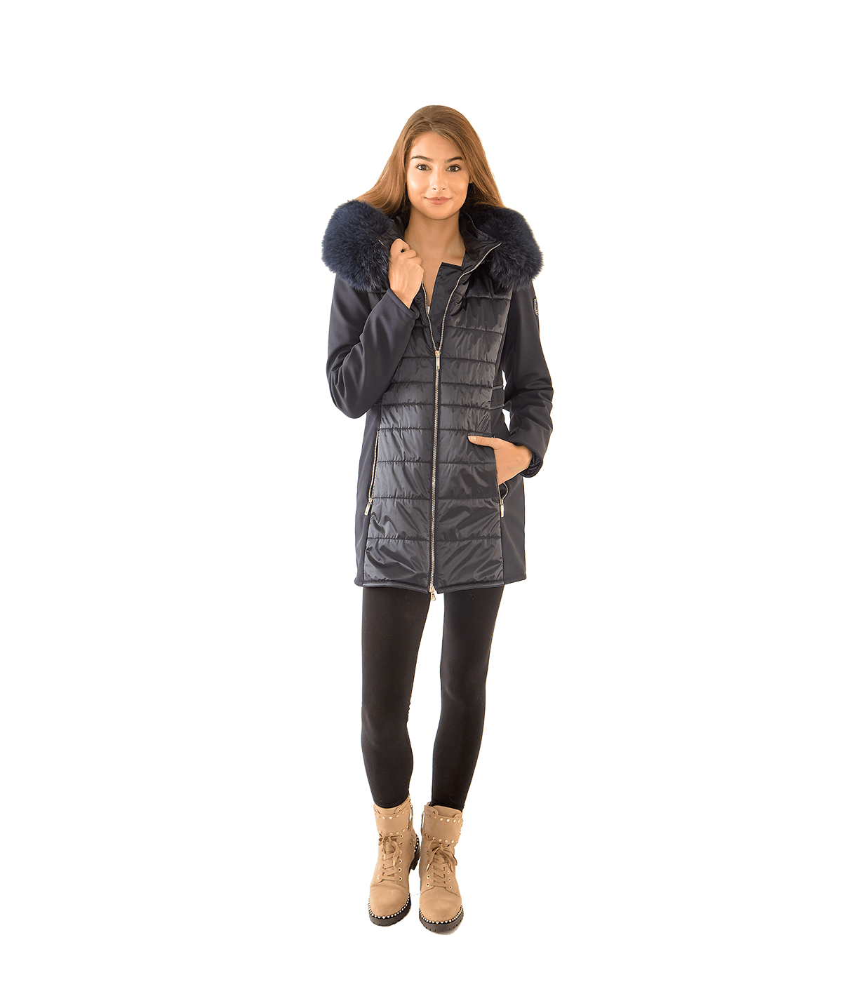 Reed Soft Shell Stretch Coat - Lady Jetset