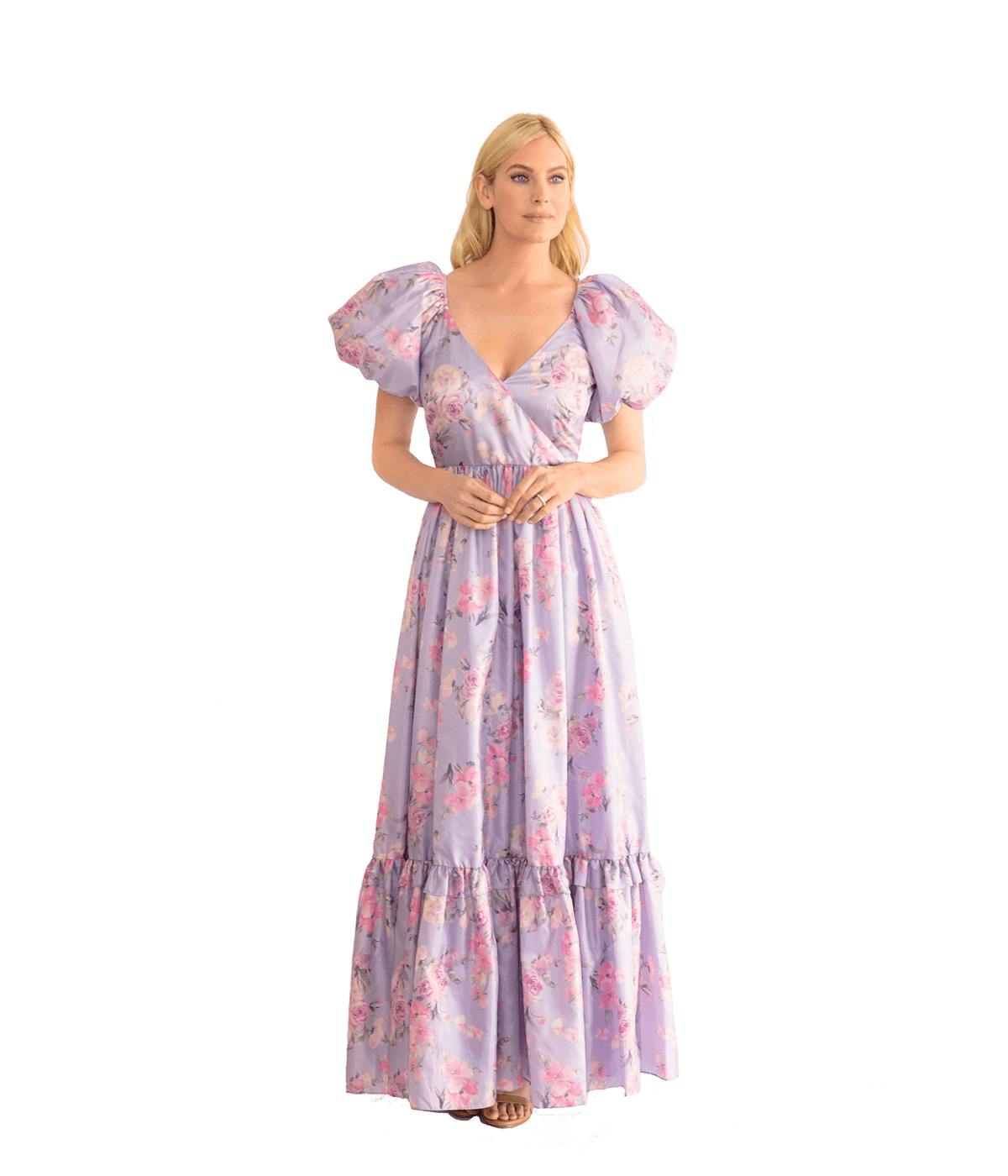 Ida Dress - Hibiscus - Lady Jetset