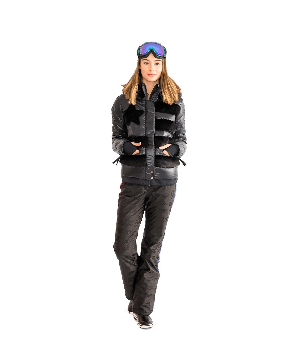 DRAWI Down Jacket - Lady Jetset