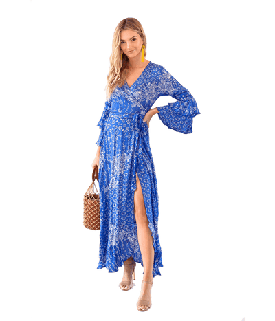 FINAL SALE Elise Dress - Lady Jetset