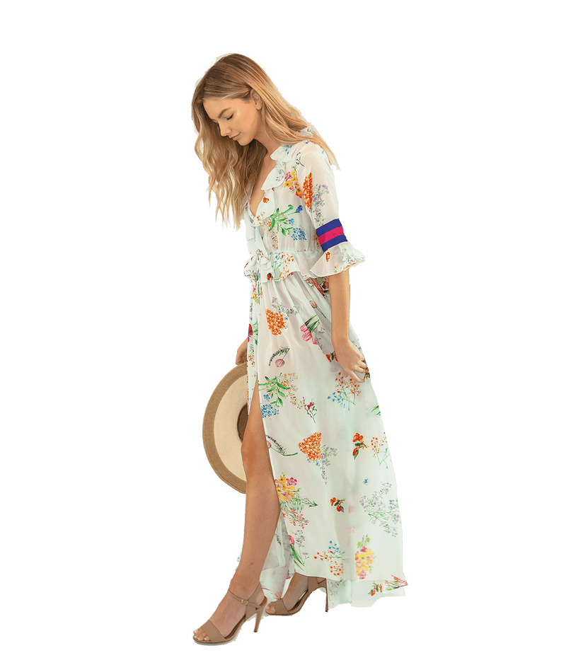 Ayaka Robe Dress - Lady Jetset