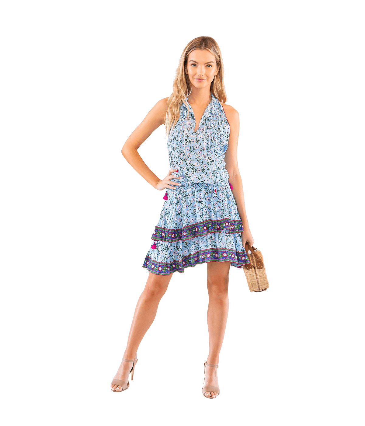 Amora Mini Dress - Lady Jetset