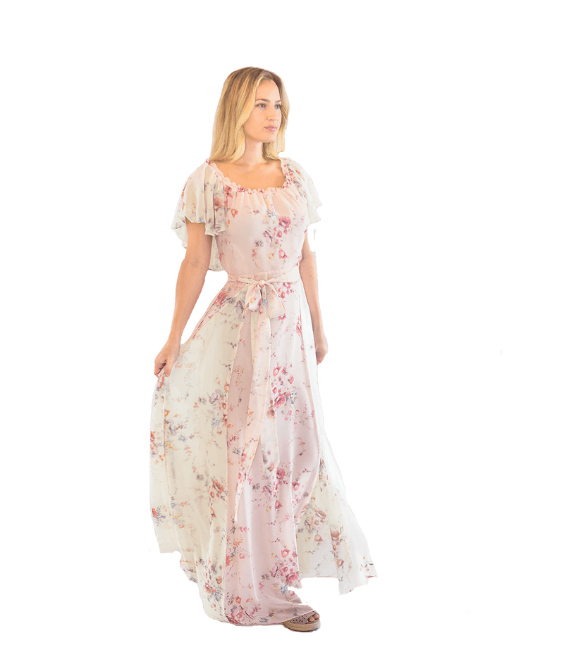FINAL SALE Evelyn Maxi Dress - Lady Jetset