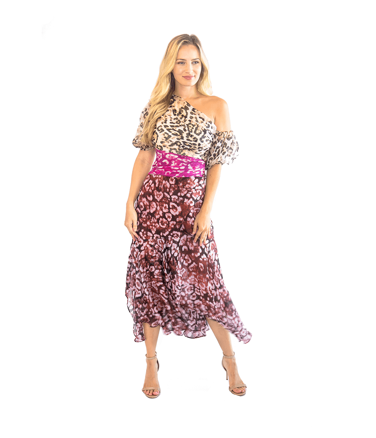 Jaylah Dress - Lady Jetset