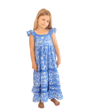 Load image into Gallery viewer, Mommy & Me Girls Scarlett Dress - Lady Jetset