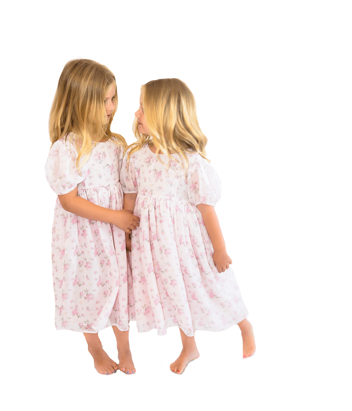 FINAL SALE Mommy & Me Girls Holly Dress - Lady Jetset