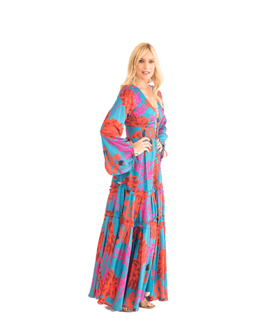 Argan Dress - Lady Jetset