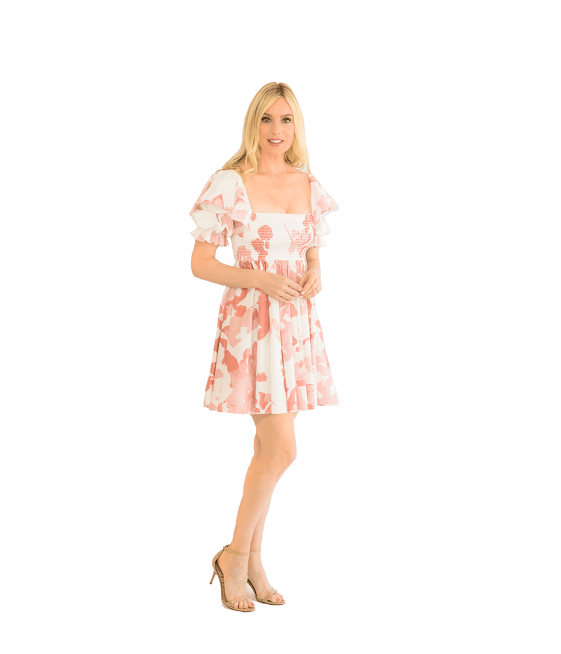 Hanna Dress - Lady Jetset
