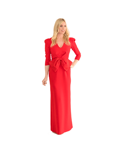 Chelsea Gown - Lady Jetset